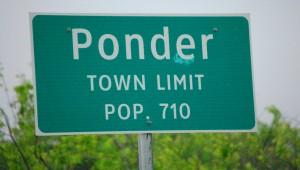 Ponder, Texas