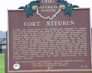 Fort Steuben Historical Site, Steubenville, OH