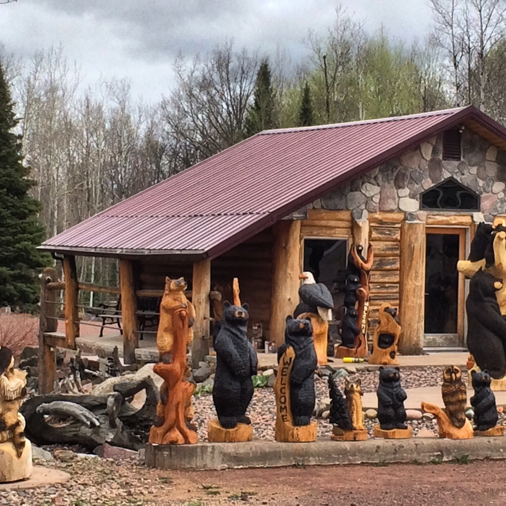 A Grizzly Experience: Grizz Works in Maple, WI