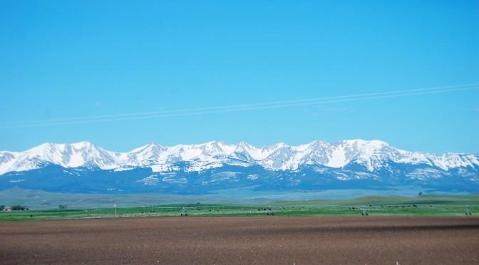 Montana Trip: US Highway 89 thru Montana – South 89