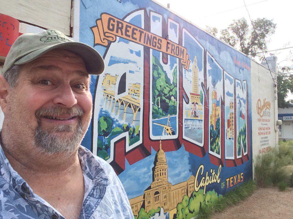 Sumoflam visits Austin, Texas