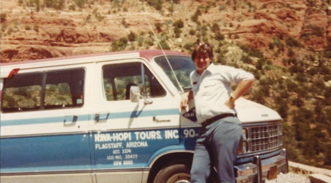 #TBT – Being an Arizona Tour Guide in the 1980s