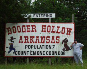 Booger Holler, AR 2007