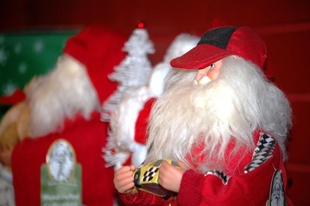 Santa Decor