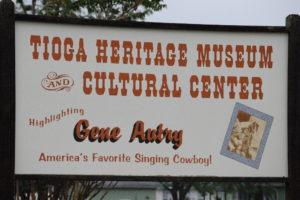 Tioga Heritage Museum