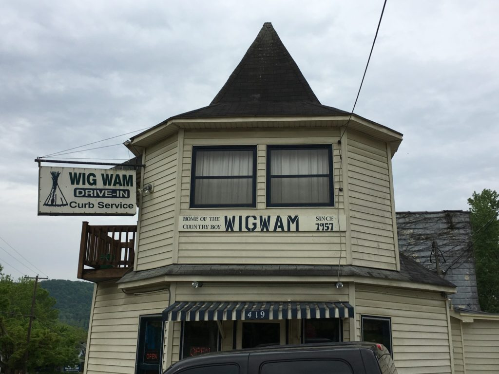 The Wigwam Drive-In