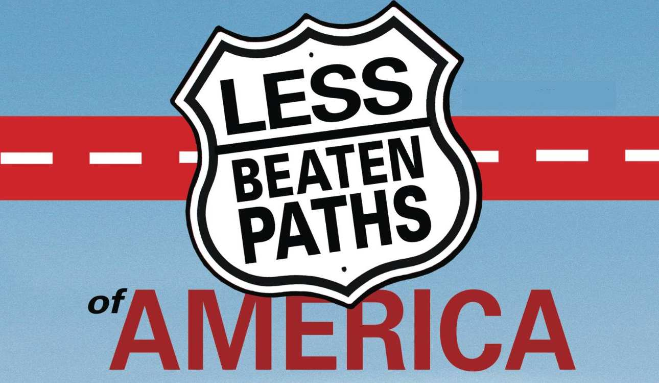 My new book – Less Beaten Paths of America: Unique Town Names now available in Print