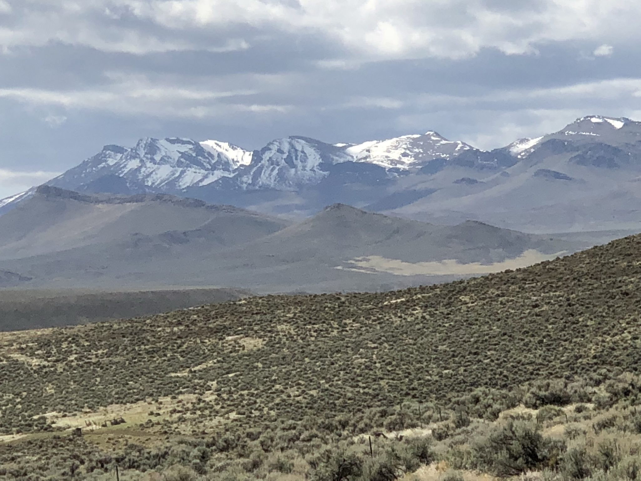 April 2018 Cross-Country Road Trip: Oregon's High Desert Discovery Scenic Byway