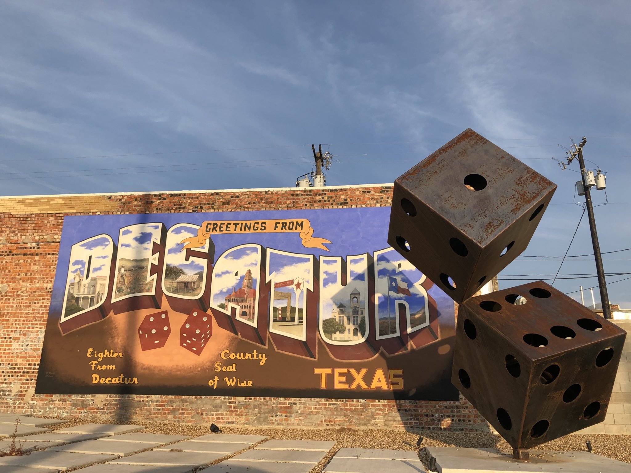 Experiencing Old-Timey Decatur, Texas