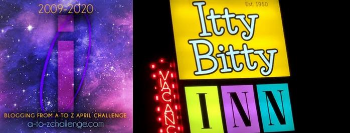 AtoZ Challenge 2020 – 8154: An Epic Road Trip – The I Stories #atozchallenge