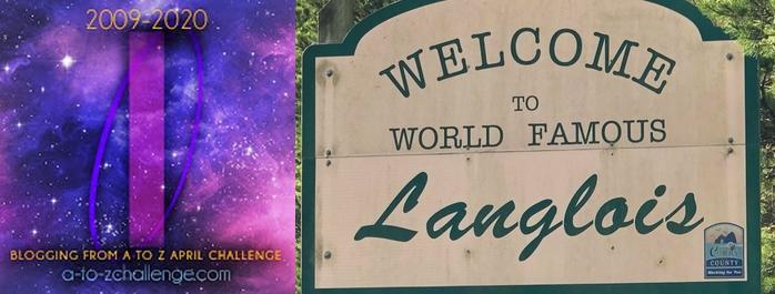 AtoZ Challenge 2020 – 8154: An Epic Road Trip – The L Stories #atozchallenge