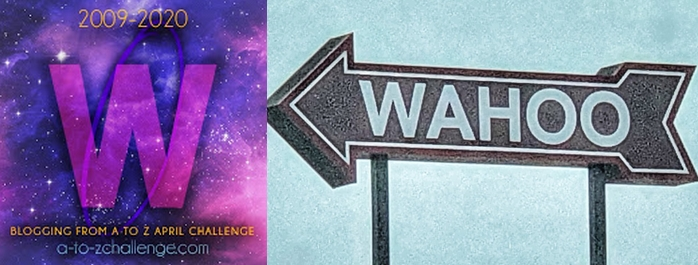 AtoZ Challenge 2020 – 8154: An Epic Road Trip – The W Stories #atozchallenge