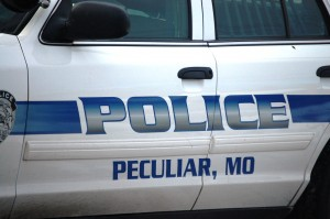 A Peculiar Police Car