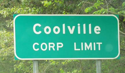 Coolville – Now that's an awesome name!