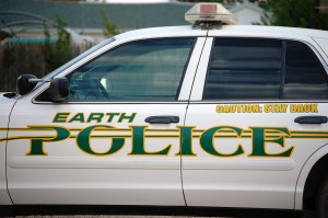 Yes, there is Earth Police