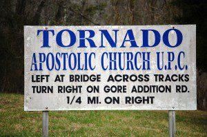 Tornado Church