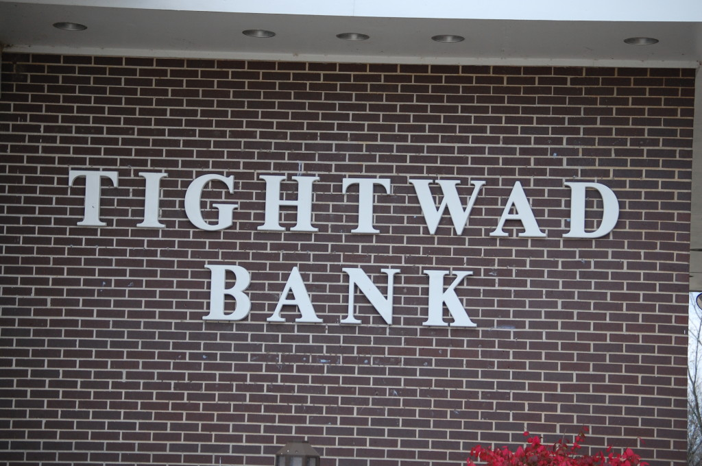 A place called Tightwad….really?