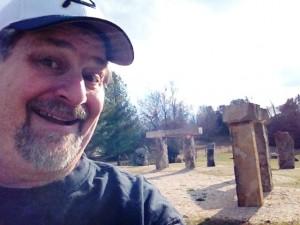 Sumoflam at Kentucky Stonehenge