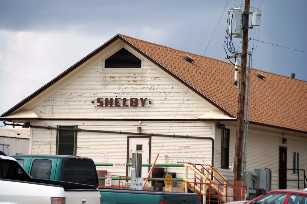 A Few Days in Shelby, Montana and surrounding area