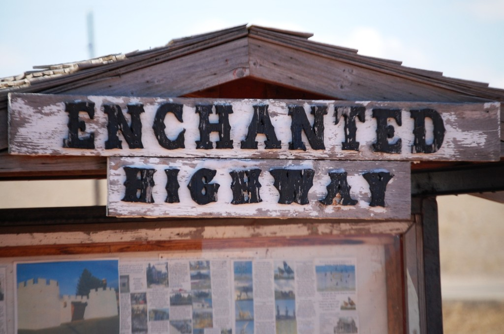 Traveling the Enchanted Highway in North Dakota