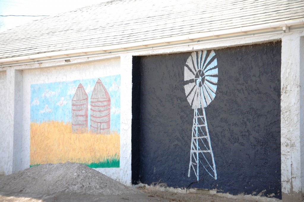Wall Murals in Chester, Montana