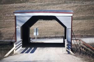Cedar Covered Bridge, Winterset, Iowa