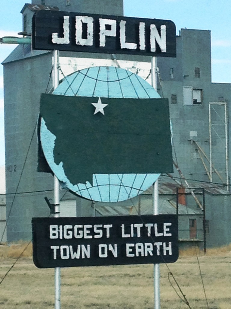 Joplin, Montana...Biggest Little Town on Earth
