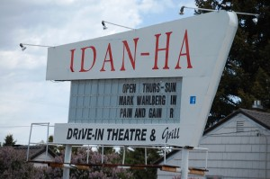 Idan-Ha Drive In Theatre - Soda Springs, Idaho