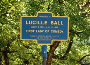 Lucille Ball Birthplace