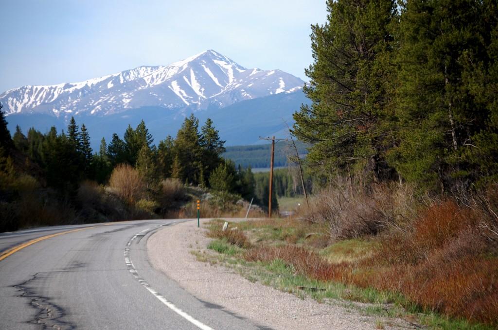 Mt. Massive in Colorado