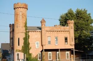 Castle Hall in Walcott, IA