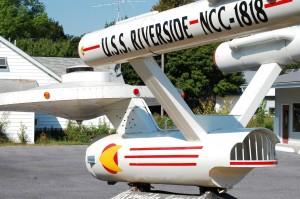 Starship Riverside in Riverside, Iowa
