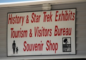 Star Trek Visitor Center - Riverside, IA