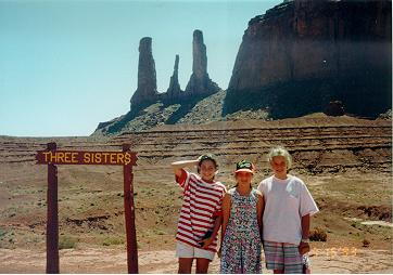 My 100th Post! Creating the Wanderlust – 30 Years of Back Roads Travel with Family – Pt 1