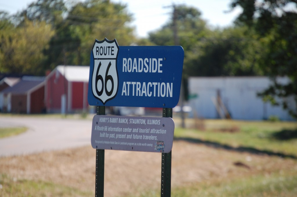 Official Route 66 Roadside Attraction
