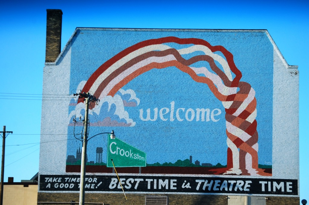 Crookston, MN Wall Mural