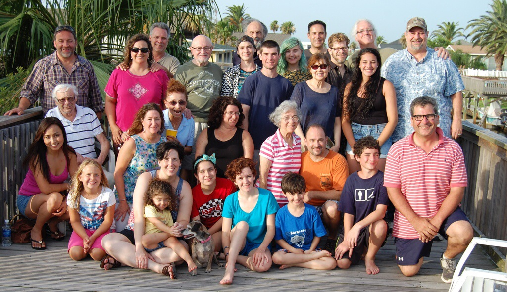 Kravetz Family Reunion 2014