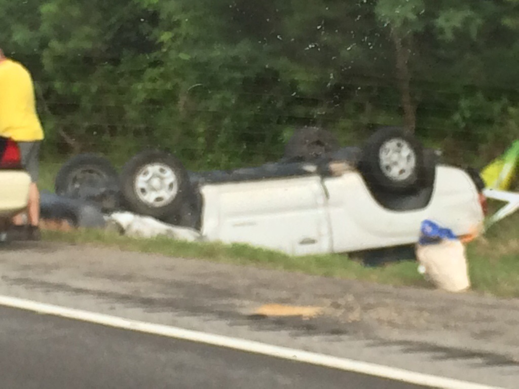 Bad Accident near Dickson, TN