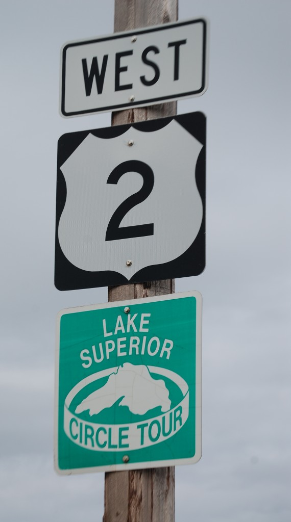 US Route 2 in Wisconsin