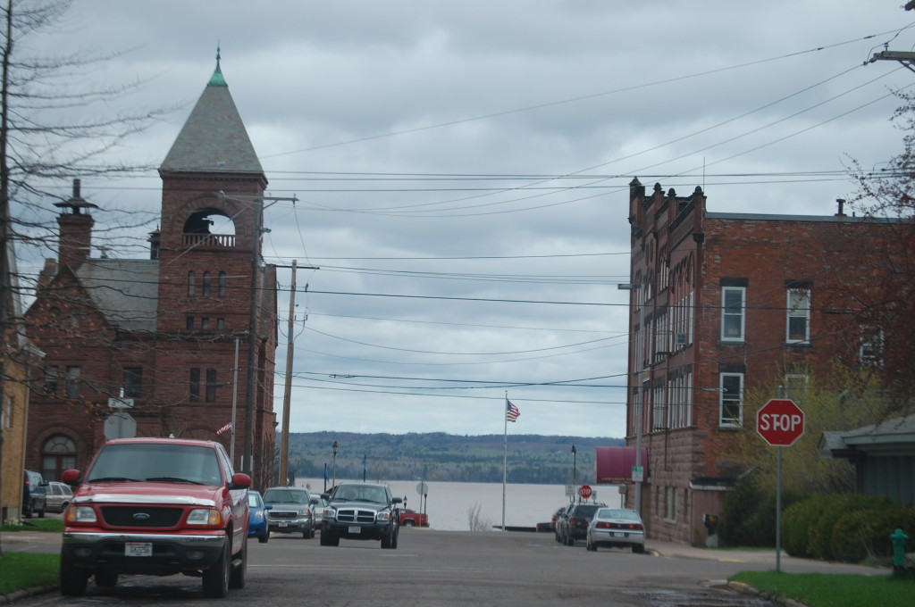 Downtown Ashland, WI