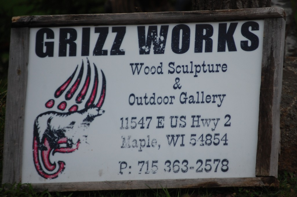 Grizz Works in Maple, WI