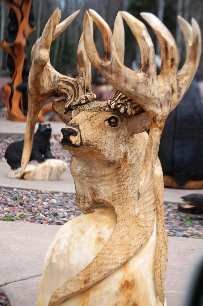 Unique Deer