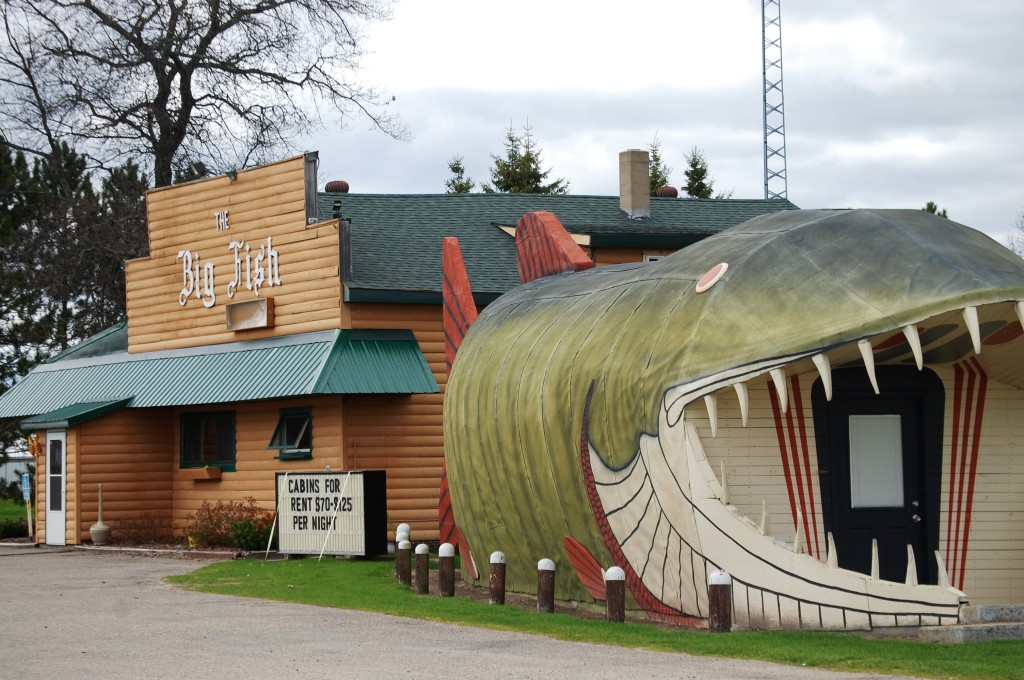 The Big Fish in Bena, Wisconsin