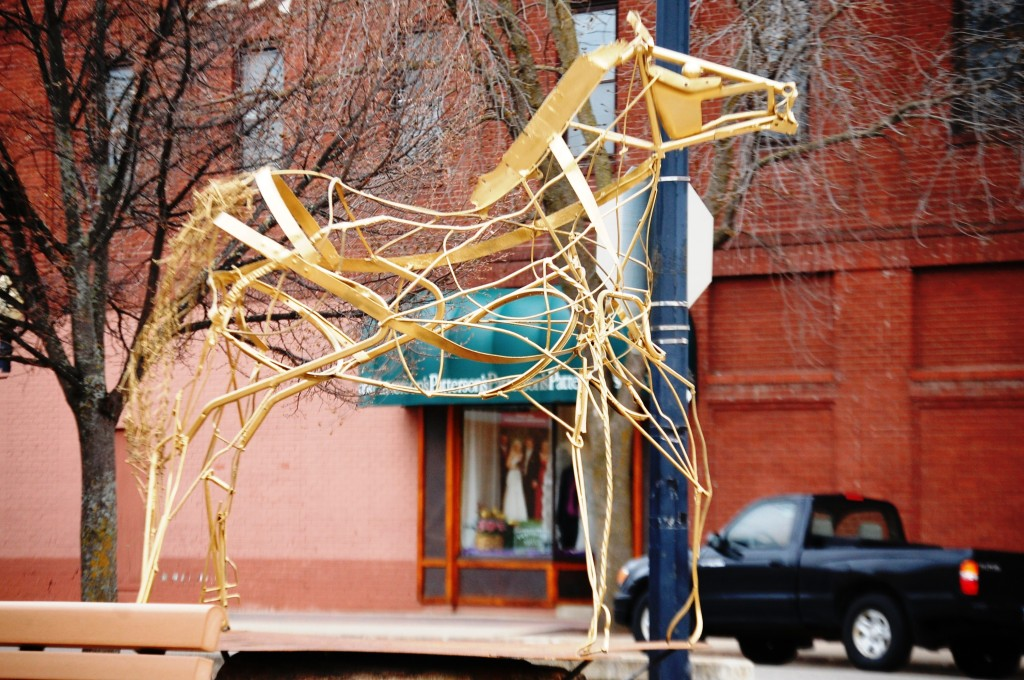 Gold Spirit by Victor Yepez