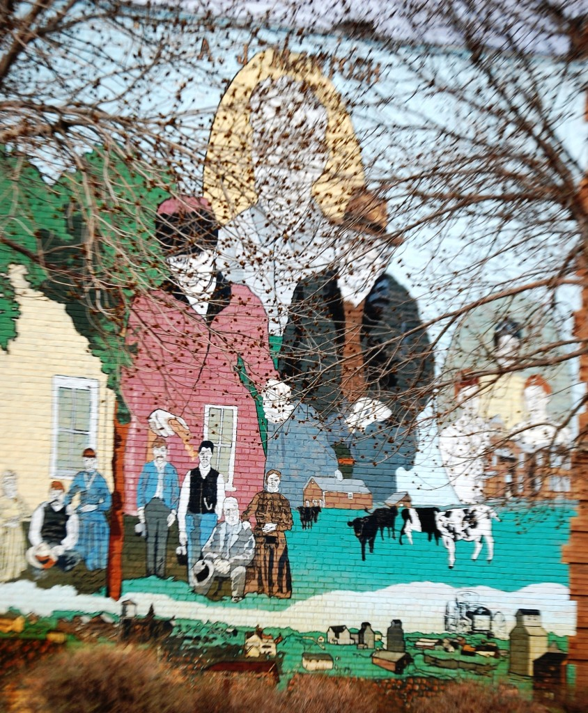 Wall Mural in McIntosh, MN