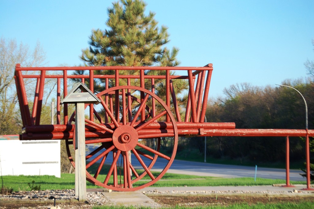 Crookston Ox Cart, Crookston, MN