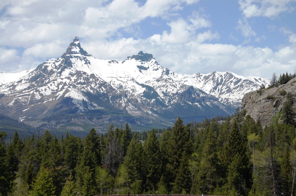 The Beartooth Mountains were breathtaking!