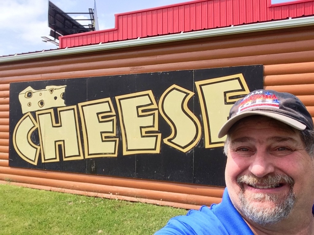 "Say ""Cheese!"" - You're in Wisconsin!"