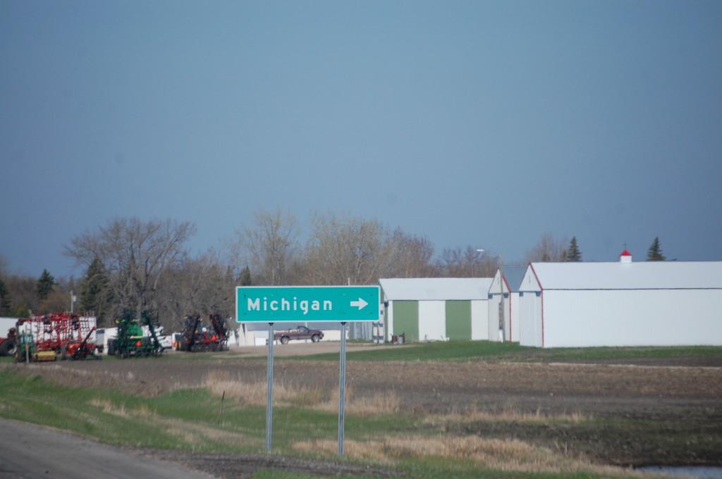 Michigan, ND
