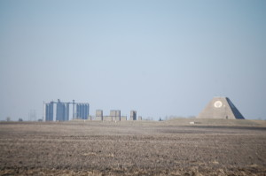 The Pyramid Shaped MSR of the Mickelson facility in Nekoma, ND